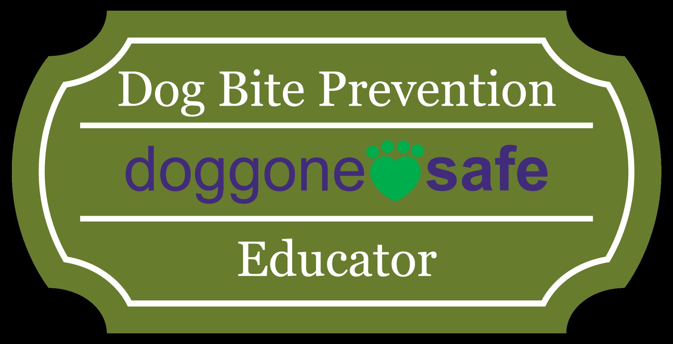 Doggone Safe Activites for Kids